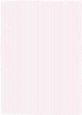 RBC023 Ljusrosa rand