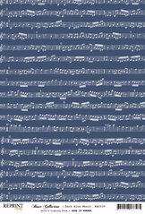 RBC039 Mörkblå musik