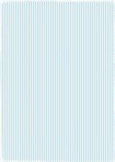 RBC019 Ljusblå rand