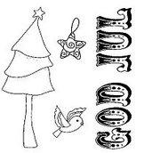 EZR023 Gran och god jul
