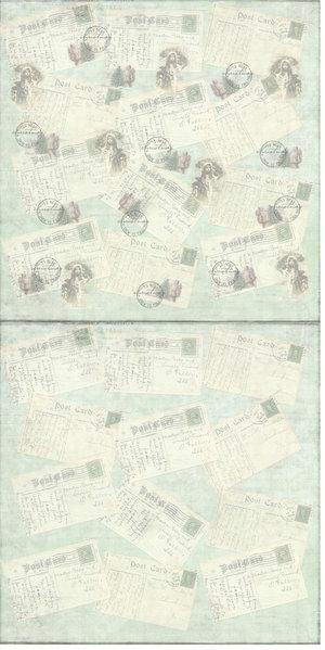 RP0154 Vintage Postcard