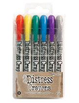 TDBK51749 Distress Crayons set-4