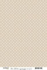RBC093 Beige stjärnor