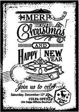 OM984 K Merry Christmas kollage