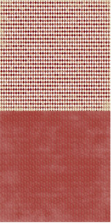 RP0162 Red Rhombs