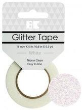 GTS010 Glittertape Vit