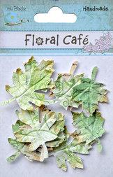 CR23797 Löv grön/beige