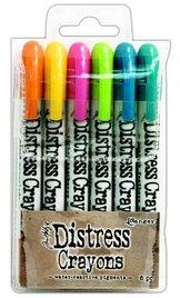 TDBK47902 Distress Crayons set- 1