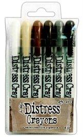 TDBK47926 Distress Crayons set- 3