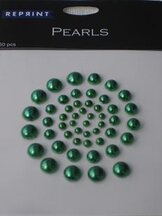 R0796 Green Pearls