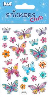 115006 Club stickers