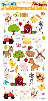 270902 Tweeny stickers
