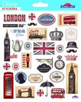 218916 Classy stickers