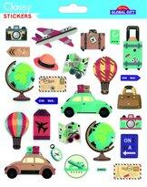 248003 Classy stickers