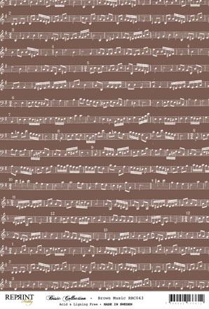 RBC043 Brun musik