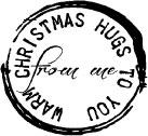 OM979 D Christmas hugs