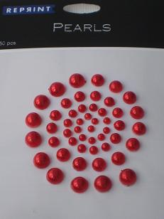 R0795 Röda Pearls