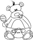 OM2100 E Teddy baby pojke