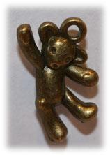 R3048 Charms Teddy